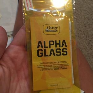 Otter box Alpha Glass screen protector